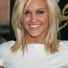 Shoulder length hairstyles with layers