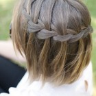 Simple cute hairstyles for short hair