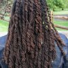 Sisterlocks hairstyles