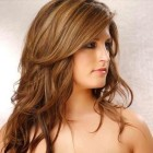 Style of haircut for long hair
