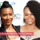 Styles for braids