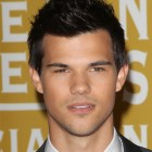 Taylor lautner hairstyle