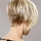 Textured short haircuts