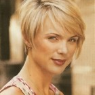 Trendy short hairstyles for women over 50