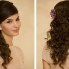 Unique prom hairstyles for long hair