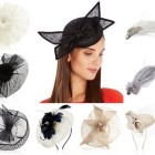 Wedding guest hair accessories