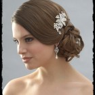 Wedding hair barrettes