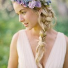 Wedding hair braid styles