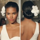 Wedding hair for black women