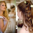 Wedding hair ideas for long hair