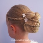 Wedding hair styles for kids