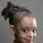 Young black girls hairstyles