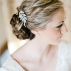 Accessories for wedding hair