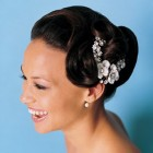 Bridal hairstyles black women