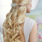 Bridal hairstyles long