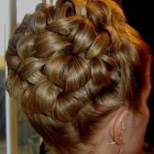 Bridal new hairstyle