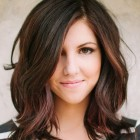 Cute medium length layered haircuts