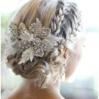 Photos of bridal hairstyles