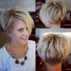 Short hair in style 2015