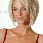 Short haircuts with long layers on top