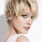 Short hairstyles cut