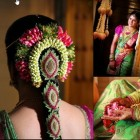 South bridal hairstyle