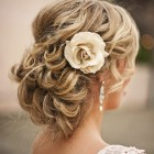 Updos for wedding hair