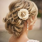 Updos wedding hair