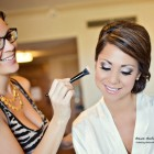 Wedding hair and makeup artists