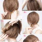 5 hairstyles in 10 minutes