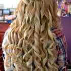 C curl hairstyles