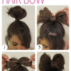 D.i.y hairstyles