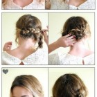 Hairstyles easy for short hair