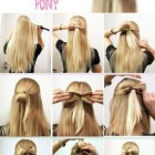 Hairstyles easy to do