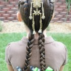 Hairstyles kids can do