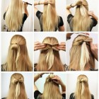 Hairstyles you can do with medium hair