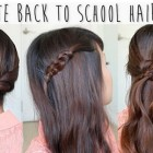 1 minute hairstyles for medium hair
