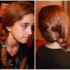 5 easy hairstyles for school