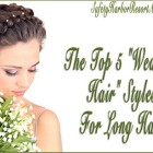 5 hairstyles for long hair