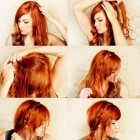 Hairstyles on yourself