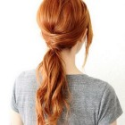 Hairstyles very easy