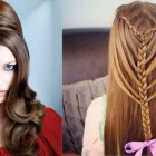 New hairstyles for girls
