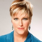 Short hairstyles w highlights
