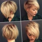 2017 latest short hairstyles