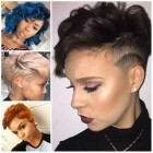 2017 top short hairstyles