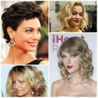 Celebrity short haircuts 2017
