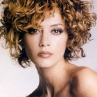 Curly short hairstyles 2017