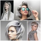 Fashionable hairstyles for 2017