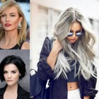 Hair colour trend 2017