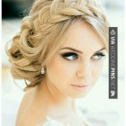 Hairstyles for brides 2017